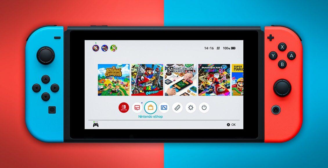 Nintendo eShop chega ao Brasil/Reprodução Nintendo eShop